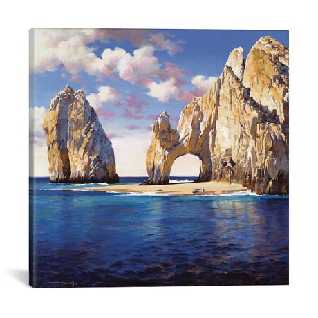 """Cabo San Lucas // Maher Morcos (12""""W x 12""""H x 0.75""""D)"""