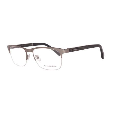 EZ5014 Optical Frame // Gunmetal