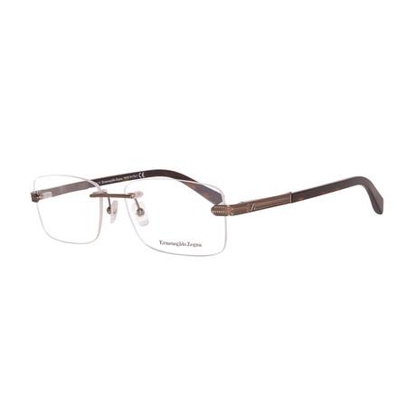 EZ5010 Optical Frame // Gunmetal