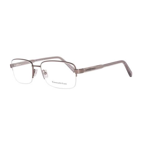 EZ5006 Optical Frame // Gunmetal