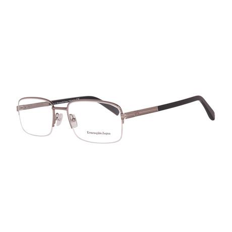 EZ5011 Optical Frame // Silver