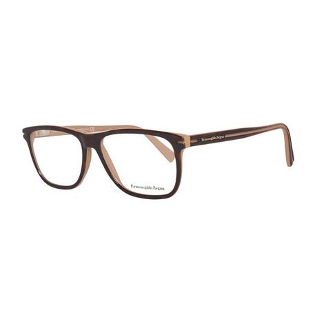 EZ5044 Optical Frame // Brown