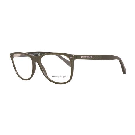 EZ5055 Optical Frame // Olive