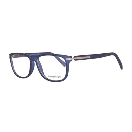 EZ5005 Optical Frame // Blue