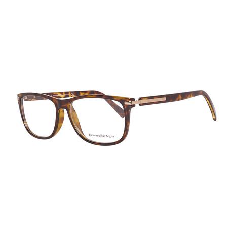 EZ5005 Tortoiseshell Optical Frame // Brown