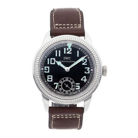 IWC Vintage Pilot's Manual Wind // IW3254-01 // Pre-Owned