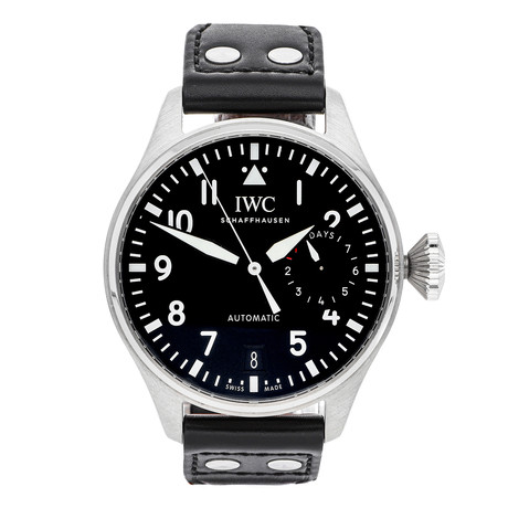 IWC Big Pilot's Automatic // IW5010-01 // Pre-Owned