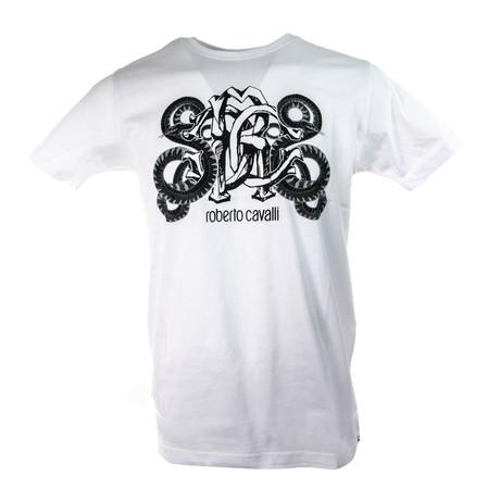 Wayne T-Shirt // White (S)