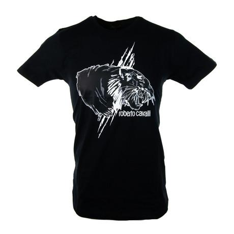 Adil T-Shirt // Black (S)