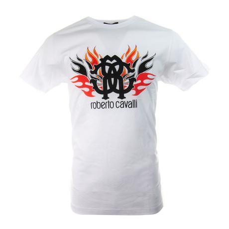 Robbie T-Shirt // White (S)