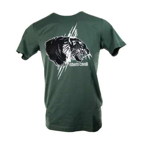 Anthony T-Shirt // Green (S)