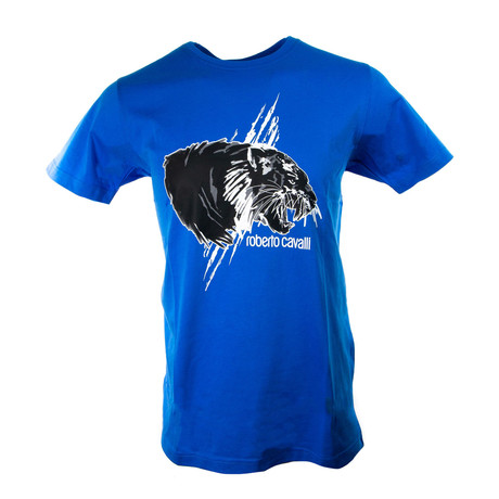 Usman T-Shirt // Blue (S)