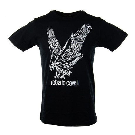 Roberto Cavalli // Billy T-Shirt // Black (S)
