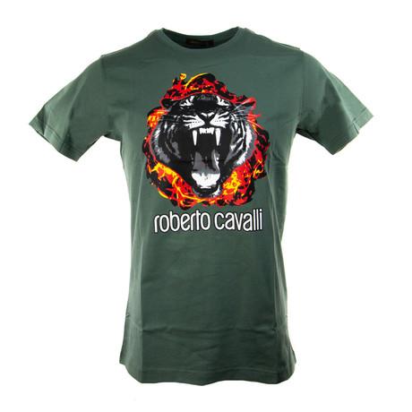 Allahan T-Shirt // Green (S)