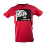 Daniel T-Shirt // Red (2XL)