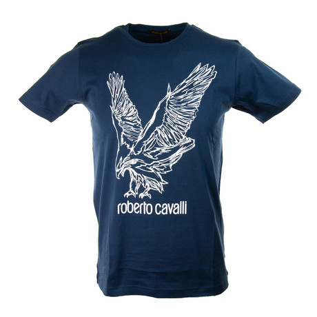 Zack T-Shirt // Navy (S)