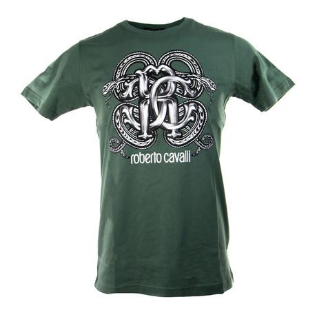Ewan T-Shirt // Green (S)