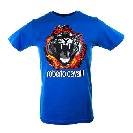 Darren T-Shirt // Blue (S)
