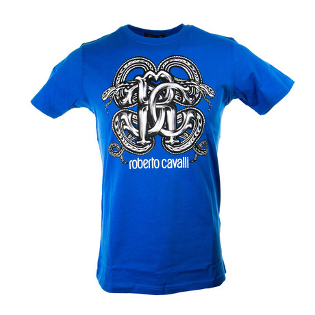 Leo T-Shirt // Blue (S)