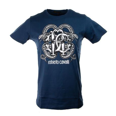 Cole T-Shirt // Navy (S)