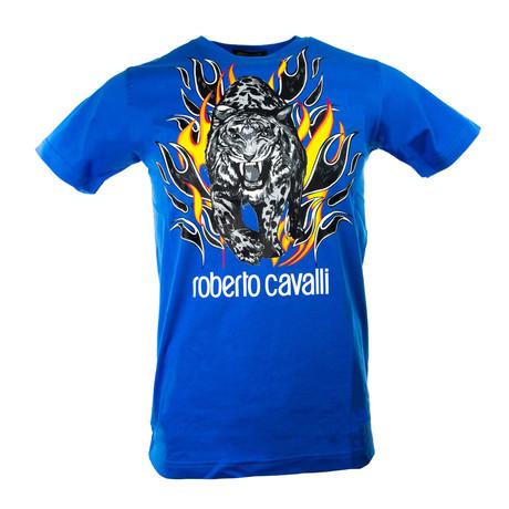 Dexter T-Shirt // Blue (S)