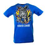 Dexter T-Shirt // Blue (L)