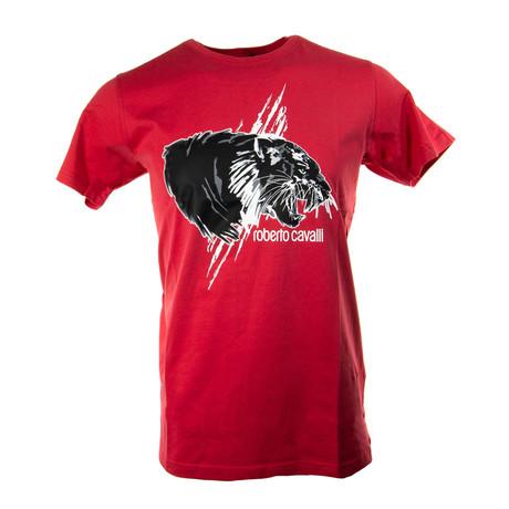 Oscar T-Shirt // Red (S)