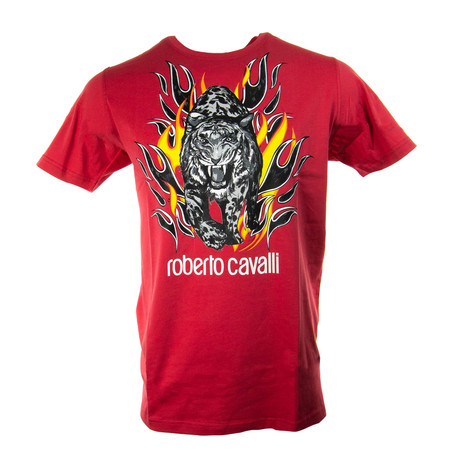David T-Shirt // Red (S)