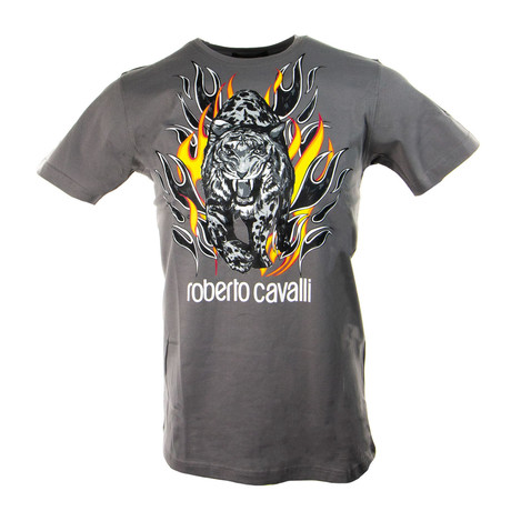 Ivan T-Shirt // Gray (S)