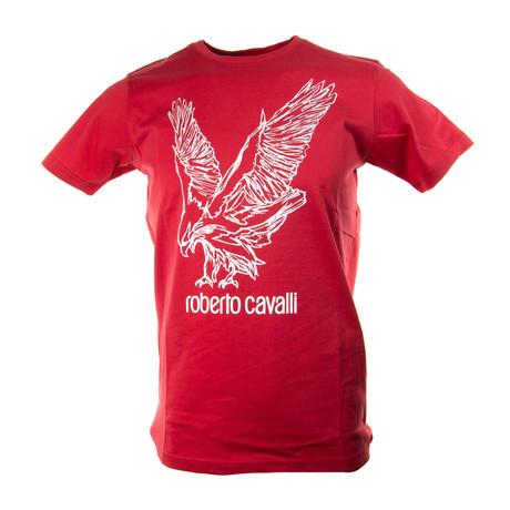 Bradley T-Shirt // Red (S)