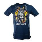 Willard T-Shirt // Navy (XL)