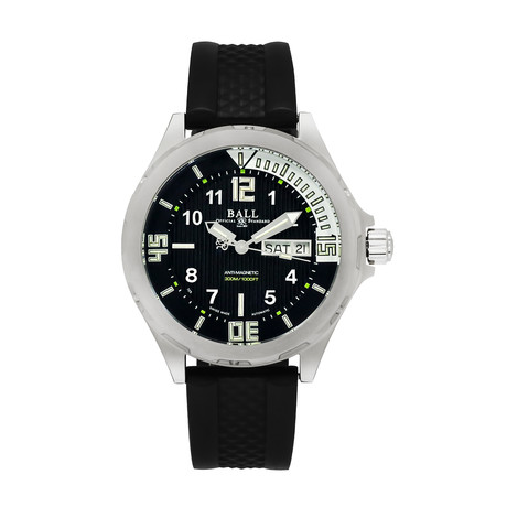 Ball Engineer Master II Diver Automatic // DM3020A-PAJ-BK // Store Display