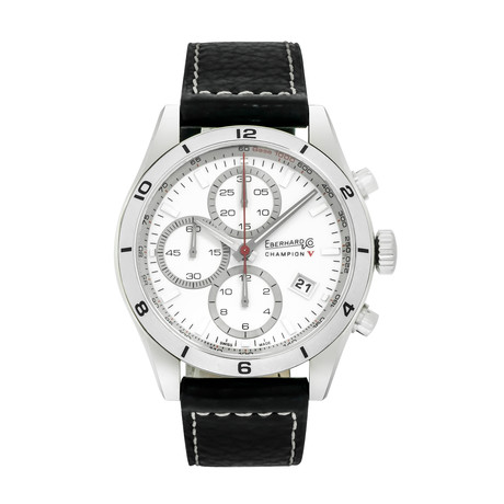 Eberhard & Co. Champion V Chronograph Automatic // 31063.2 // Store Display