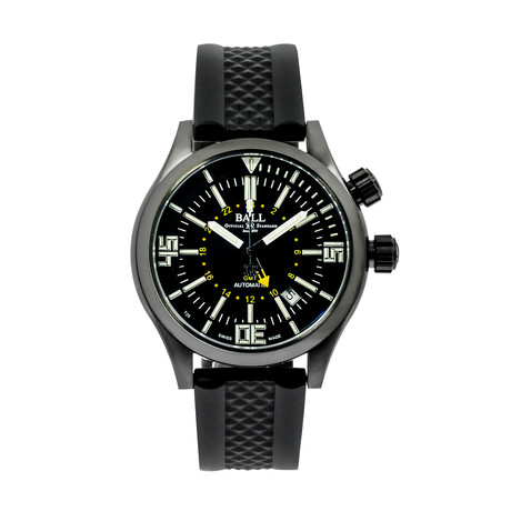 Ball Engineer Master II Diver GMT Automatic // DG1020A-P3AJ-BK // Store Display