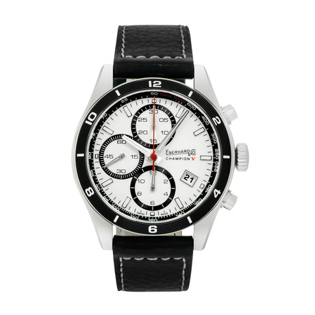 Eberhard & Co. Champion V Chronograph Automatic // 31063.1 // Store Display