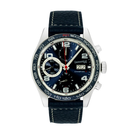 Eberhard & Co. Champion V Grande Date Chronograph Automatic // 31064.5 // Store Display