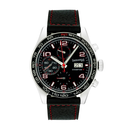 Eberhard & Co. Champion V Grande Date Chronograph Automatic // 31064.3 // Store Display