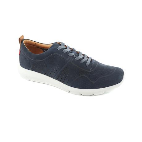Grand Central Sneaker // Navy Nobuck (US: 7)