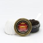 Russian Osetra Karat Caviar (4.4oz (125g))