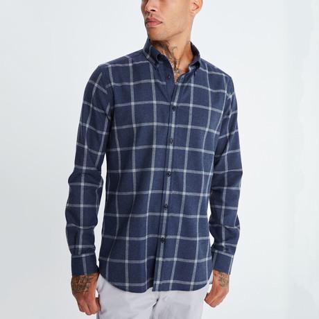 Egon Shirt // Navy (S)