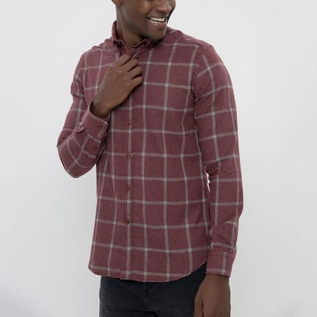 Egon Shirt // Bordeaux (S)