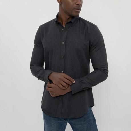 Frantz Shirt // Black (S)