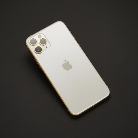 24K iPhone 11 Pro // Unlocked // White (64 GB)