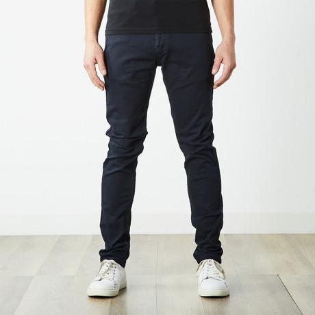Skater Skinny Jeans // Navy (30WX32L)