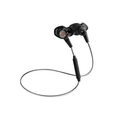 Run Free Pro HD // Balanced Armature Wireless Earphones (Sports Black)
