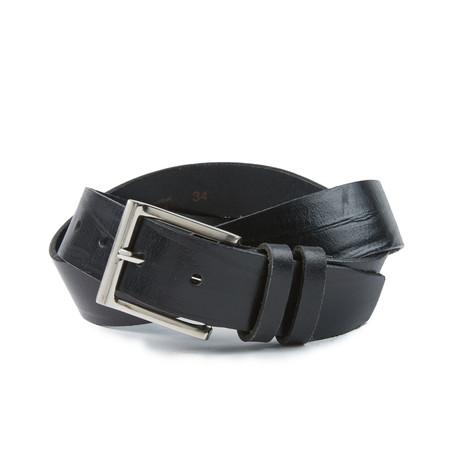 """Rocky Stress Belt // Black (Size 30"""")"""