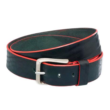 """Edge Belt // Charcoal (Size 34"""")"""