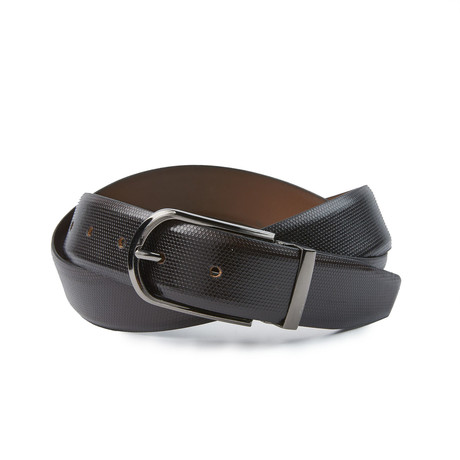 "Honeycomb Belt // Black (Size 30"")"