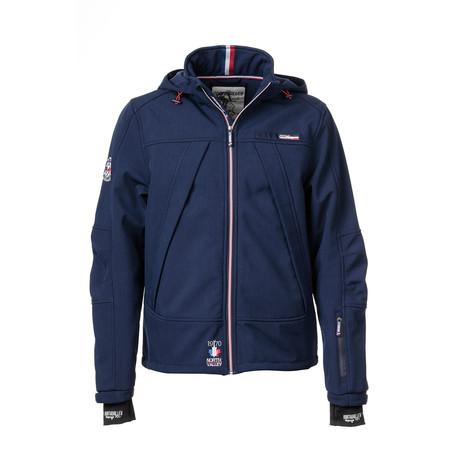 Silo Softshell Jacket // Navy (S)