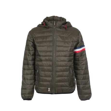 Sullykaki Light Hooded Jacket // Khaki (S)